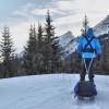 SkiPulk.com Snowclipper Pulk Sled