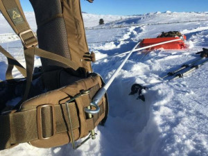 Hunting Pulk Sled Harness