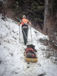 Hunting Pulk Sled_2