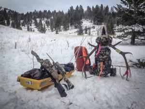 Hunting Pulk Sled_3